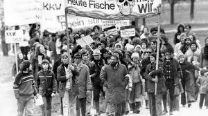 WAA Proteste